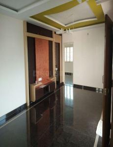 Gallery Cover Image of 900 Sq.ft 1 RK Independent House for rent in Vidyaranyapura for 8000