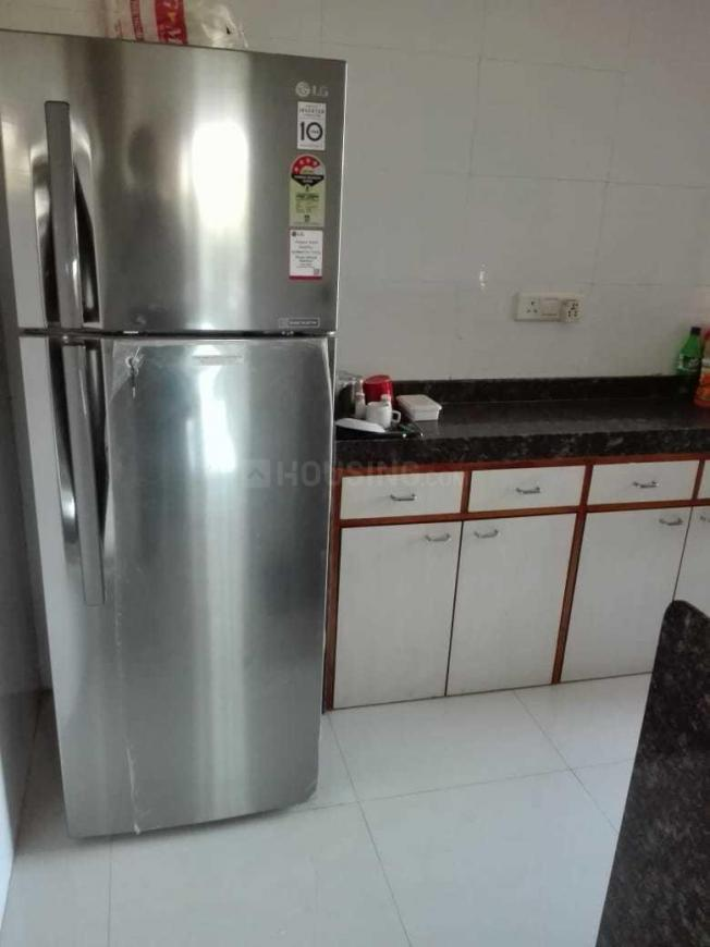 Kitchen Image of 1200 Sq.ft 2 BHK Apartment for rent in Andheri East for 48000