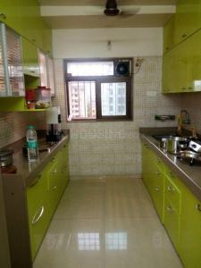 Gallery Cover Image of 837 Sq.ft 1 BHK Apartment for rent in Thane West for 25000