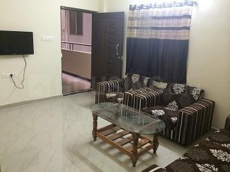 Living Room Image of Girls PG in Koramangala