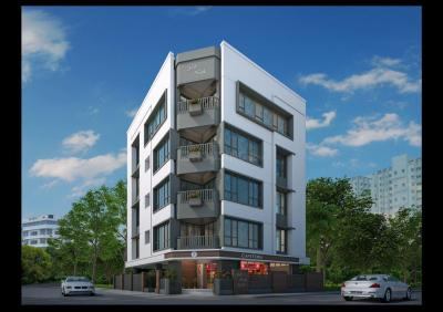 Gallery Cover Image of 1718 Sq.ft 3 BHK Apartment for buy in Tollygunge for 12000000