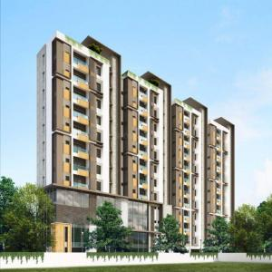 Gallery Cover Image of 1282 Sq.ft 2 BHK Apartment for buy in DRA 90 Degrees, Pallikaranai for 9550900