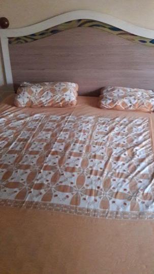 विले पार्ले वेस्ट में औंट पीजी के बेडरूम की तस्वीर