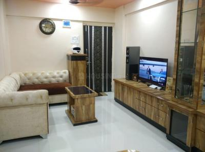 Gallery Cover Image of 600 Sq.ft 1 BHK Apartment for rent in Airoli for 25000