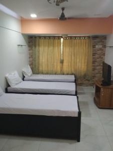 Bedroom Image of PG 4193225 Powai in Powai