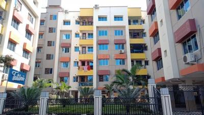 Gallery Cover Image of 1250 Sq.ft 3 BHK Apartment for rent in Rajarhat for 25000