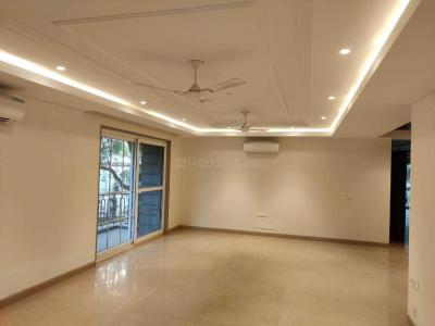 Gallery Cover Image of 6300 Sq.ft 5 BHK Independent Floor for rent in Nizamuddin East for 230000