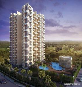 Gallery Cover Image of 2029 Sq.ft 3 BHK Apartment for buy in Kolte Patil 24K Sereno, Baner for 17300000