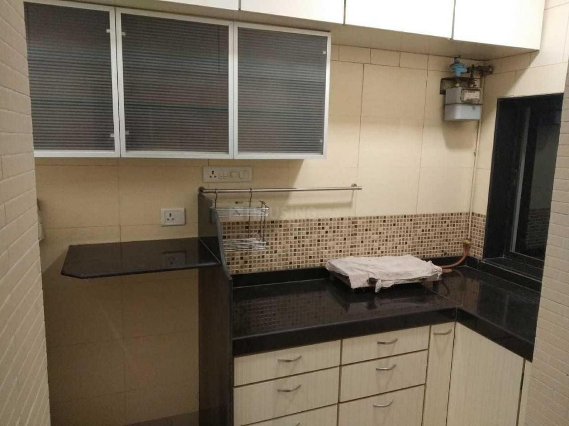 Kitchen Image of 1200 Sq.ft 2 BHK Apartment for rent in Mahalakshmi Nagar for 85000