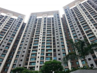 Gallery Cover Image of 1250 Sq.ft 3 BHK Apartment for rent in Mahindra Splendour, Bhandup West for 51000