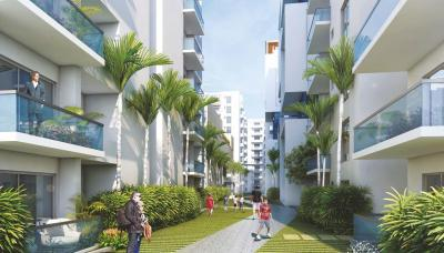 Gallery Cover Image of 2235 Sq.ft 3 BHK Apartment for buy in EIPL Apila, Gandipet for 11500000