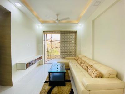 Gallery Cover Image of 695 Sq.ft 1 BHK Apartment for buy in Raj Vaibhav NX, Navapada for 5500000