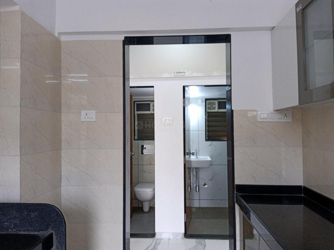 Kitchen Image of 610 Sq.ft 1 BHK Apartment for rent in Undri for 12000