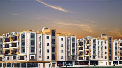 Gallery Cover Image of 1100 Sq.ft 3 BHK Apartment for buy in M/S Bharat Shelter Jeevandeep, Panihati for 3000000