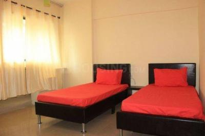 Bedroom Image of Sharing Paying Guest On Rent In Powai Chandivali Hirananadani in Powai