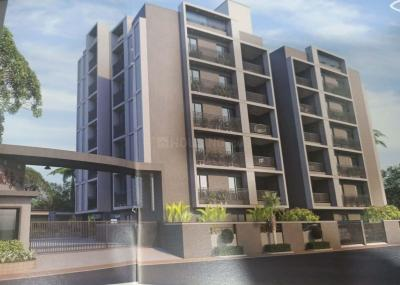 Gallery Cover Image of 1377 Sq.ft 2 BHK Apartment for buy in Shreeji Aaryavrund 2, Sola Village for 7600000