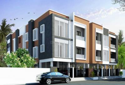 Gallery Cover Image of 1127 Sq.ft 3 BHK Apartment for buy in  South kolathur for 5750000