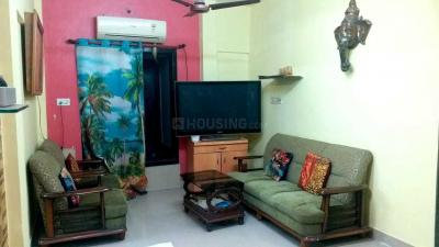 Gallery Cover Image of 2000 Sq.ft 3 BHK Apartment for rent in Vashi for 60000