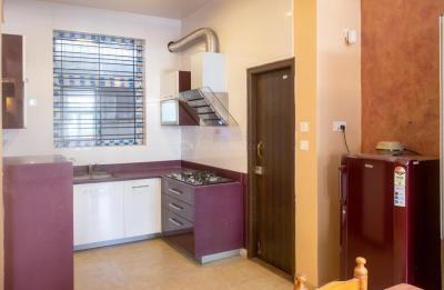 Kitchen Image of Rakesh Almedia Nest in Banaswadi