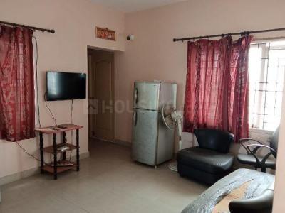 Gallery Cover Image of 1600 Sq.ft 3 BHK Apartment for buy in Crown De Chettinad, Perungudi for 10500000