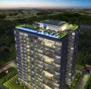 Gallery Cover Image of 3800 Sq.ft 4 BHK Apartment for buy in Kara One Crest, Thousand Lights for 90000000