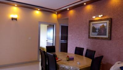 Gallery Cover Image of 1836 Sq.ft 3 BHK Apartment for rent in Jadavpur for 75000