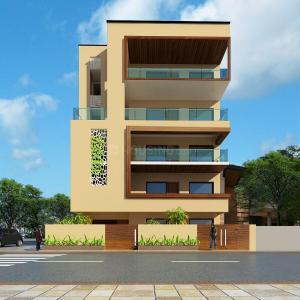 Gallery Cover Image of 2700 Sq.ft 4 BHK Independent Floor for buy in Green Field Colony for 9500000