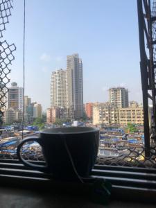 Balcony Image of Sarraf Resident 603 in Jogeshwari West