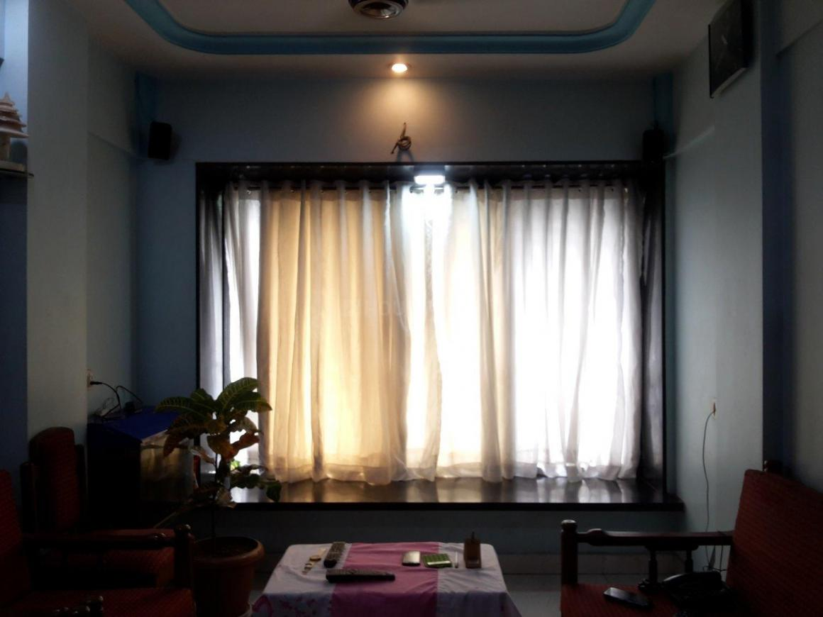 Living Room Image of 504 Sq.ft 1 BHK Apartment for buy in Malad West for 12000000