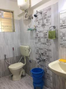 Bathroom Image of Slv Greens Apartments A-101 in Krishnarajapura