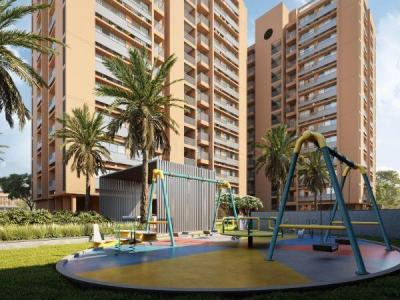 Gallery Cover Image of 1746 Sq.ft 3 BHK Apartment for buy in Sanidhya Skyros, Gota for 6014000