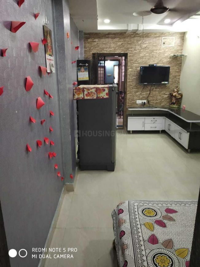 Living Room Image of 465 Sq.ft 1 BHK Apartment for buy in Manikonda for 2800000
