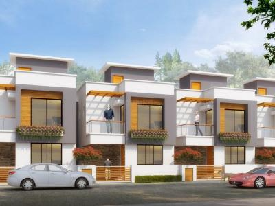 Gallery Cover Image of 1430 Sq.ft 3 BHK Independent House for buy in Lohegaon for 4000000