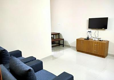 Living Room Image of City Rentals in Hebbal Kempapura