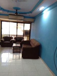 Gallery Cover Image of 650 Sq.ft 1 BHK Apartment for rent in Shelter Plaza, Seawoods for 17000