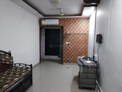 Gallery Cover Image of 710 Sq.ft 1 RK Apartment for rent in Airoli for 14000