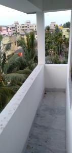 Balcony Image of 550 Sq.ft 1 RK Apartment for buy in Dum Dum for 1404000