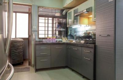 Kitchen Image of K504 Cosmos in Magarpatta City