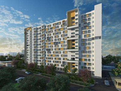 Gallery Cover Image of 597 Sq.ft 2 BHK Apartment for buy in Kanathur Reddikuppam for 3100000