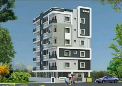 Gallery Cover Image of 1200 Sq.ft 2 BHK Apartment for buy in Hafeezpet for 6400000