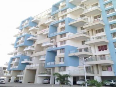 Gallery Cover Image of 1250 Sq.ft 3 BHK Apartment for rent in Suyash Nisarg, Undri for 15000