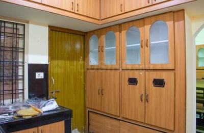 Kitchen Image of Chagari Nest 202 in Toli Chowki