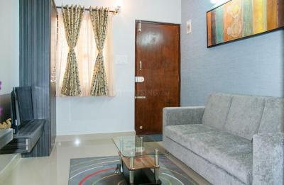 Gallery Cover Image of 1000 Sq.ft 1 BHK Apartment for rent in Devarachikkana Halli for 15000