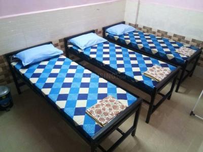 भांडूप वेस्ट में आरजे रियल्टी पीजी में बेडरूम की तस्वीर