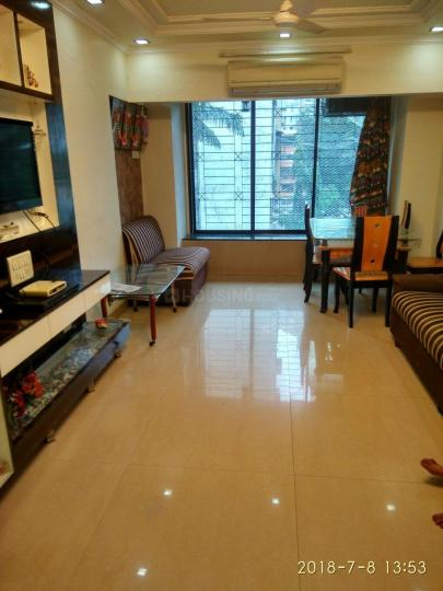 Living Room Image of 550 Sq.ft 1 BHK Apartment for rent in Borivali West for 28000