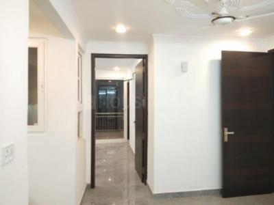 Gallery Cover Image of 900 Sq.ft 2 BHK Independent Floor for buy in Said-Ul-Ajaib for 6000000