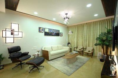 Gallery Cover Image of 1600 Sq.ft 3 BHK Apartment for buy in Juhu for 55000000