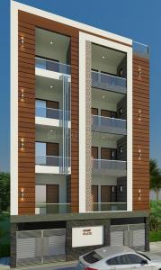 Gallery Cover Image of 1200 Sq.ft 3 BHK Apartment for buy in Redsquare Homes, Sector 7 for 5600001