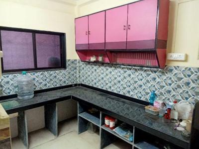 Gallery Cover Image of 750 Sq.ft 1 BHK Independent House for rent in Seawoods for 19000