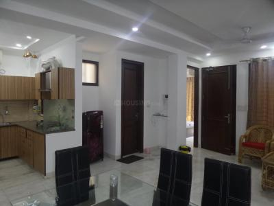 Gallery Cover Image of 1400 Sq.ft 3 BHK Independent Floor for rent in Janakpuri for 60000